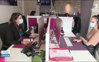 Reportage sur France 3 national avec DKM sur la demande de désinfection COVID-19